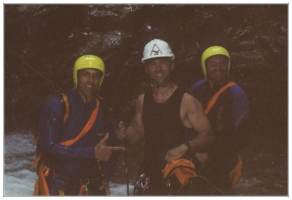 Anterl, OJ & Rainer