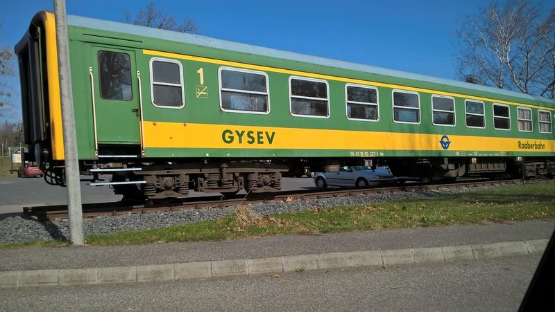 Eisenbahn in Ungarn